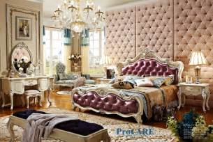 Buy Bedroom Furniture Set Aliexpress Buy Luxury European Style Solid Wood