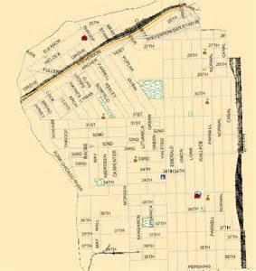 bridgeport map bridgeport chicago profile real estate homes for sale