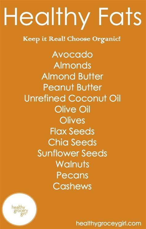 a list of healthy fats healthy food list what gives you acid reflux