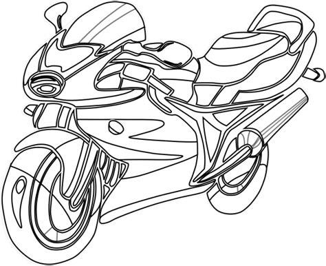 imagenes para colorear rueda im 225 genes de espectaculares motos para descargar y pintar