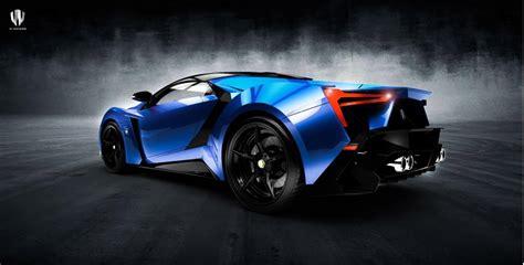 sport motors look at w motors next model the lykan supersport