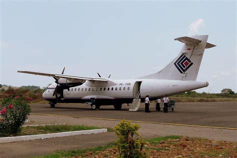 Air Jakarta trigana air service flight 267