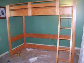 Building A Bunk Bed Diy Loft Bunk Bed Plans Pdf Diy Murphy Bed Designs Woodplans