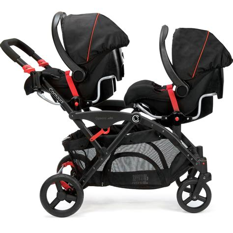 strollers with two car seats strollers with car seats included strollers 2017