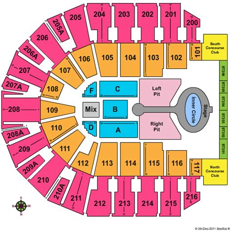 iwireless center seating view antebellum i wireless center tickets