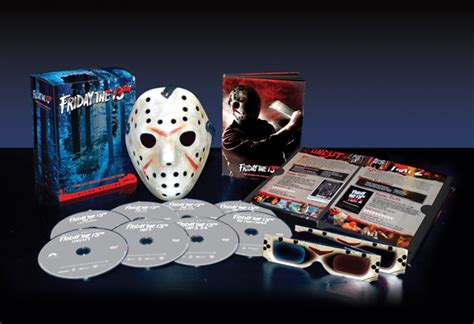 section 13 movie friday the 13th box set man vs horror