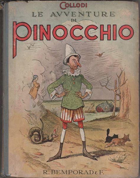 libro pinocchio pinocchio letture e conversazione sul libro e lo scrittore carlo collodi a cura di erik fosnes