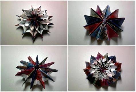 Origami Fireworks - origami fireworks 183 an origami shape 183 origami on cut out