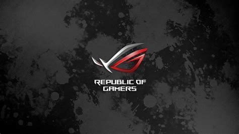 asus rog wallpaper 2560x1440 asus rog color full hd wallpaper and background