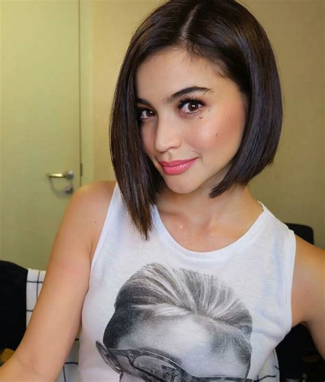 pinoy short hair style 5 times anne curtis urged us to get a bob haircut star