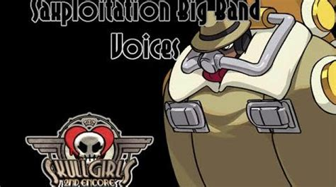 quotes skullgirls saxploitation big band quotes skullgirls wiki fandom