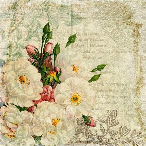imagenes antiguas para decoupage imprimolandia l 225 minas de flores vintage