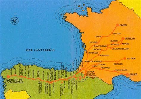 camino santiago compostela cammino di santiago de compostela il percorso a piedi pi 249
