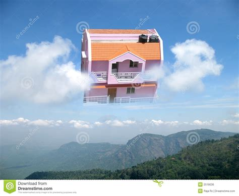 dreaming of a house dream house royalty free stock image image 2518036