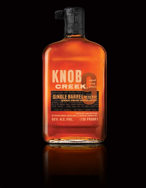 Knob Creek by Knob Creek Single Barrel Reserve Released And Availability
