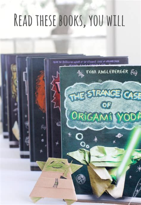 Origami Yoda Reading Level - book review the origami yoda series make and takes