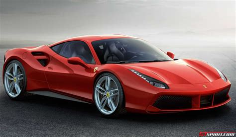 Official 2015 Ferrari 488 Gtb Gtspirit