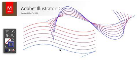 cara membuat outline di illustrator trik illustrator cara praktis membuat banyak garis