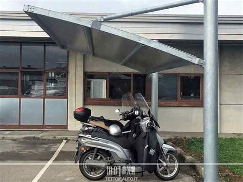 tettoie per biciclette tettoie per moto biciclette scooter coperture modulari