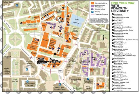 Beautiful Rock Church Locations #9: Plymouth_University_Map.jpg