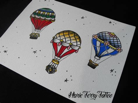 london tattoo designs air balloon school designs by terry