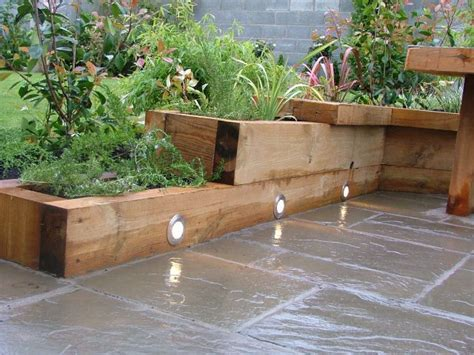 Raised Garden Bed Design Ideas Wood Shop Raised Garden Bed Ideas
