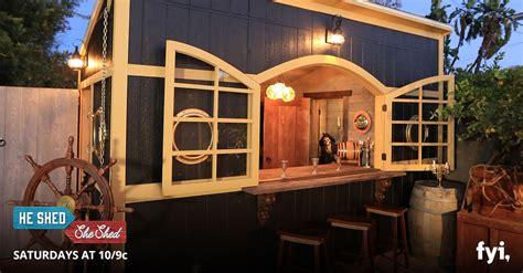 backyard bar shed he shed she shed episode 1 baller backyard bars