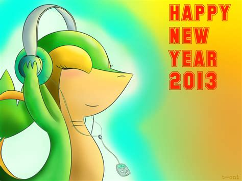 new year song 2013 new year 2013 by tsutarjaoni on deviantart