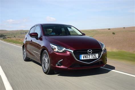 mazda new model mazda 2 supermini refreshed with new flagship gt model evo