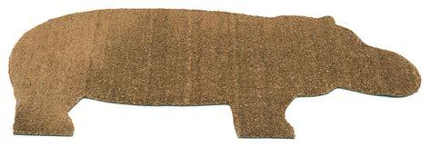 hippo bath rug droog hippo mat modern bath mats by switch modern
