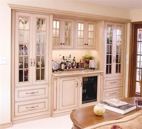 Built In China Cabinet by Built In China Bar Cabinet For The Home