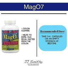 Does Mag07 Detox by 10 Day Green Smoothie Cleanse By Jj Smith Healthy