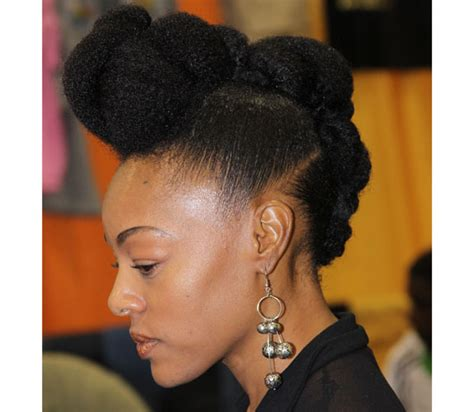 black updo hairstyles atlanta real style the 2012 world natural hair show bglh
