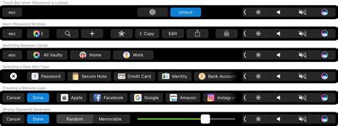 touch le les applications compatibles touch bar arrivent dans le