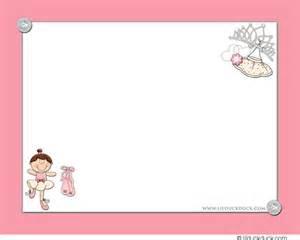 princess ballerina party invitation amp birthday thank yous