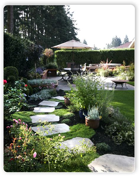 landscape design images tacoma landscaping design construction and services fircrest place olympic