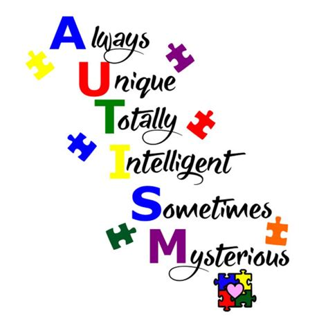 autism awareness color svg autism unique autism quote autism awareness