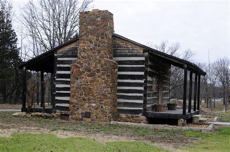side view  historic log cabin photograph  wanda brandon