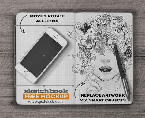sketchbook mockup free 15 free psd sketchbook mockups for creative mind free