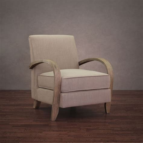 sofas and chairs bloomington bloomington beige linen arm chair by i living