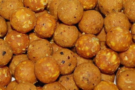 niger seed boilies carpstalker hemmarullade boilies
