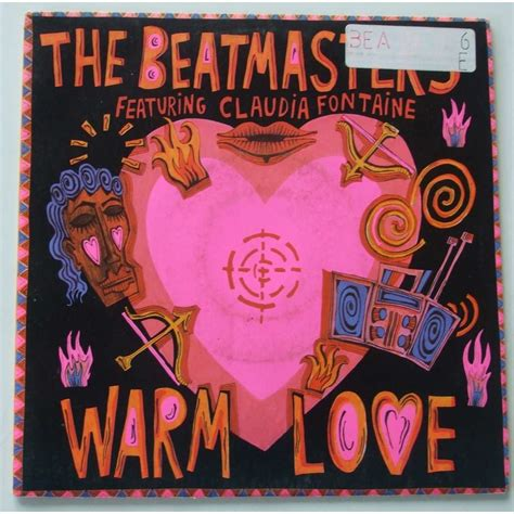 the beatmasters the beatmasters featuring claudia fontaine warm love 45t