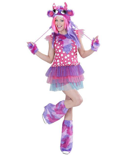 womens gizmo monster costume womens purple monster costume