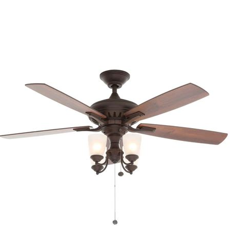 oiled bronze ceiling fan hton bay antigua 56 in oil rubbed bronze ceiling fan