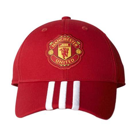 Harga Adidas Manchester jual adidas football manchester united fc 3s cap