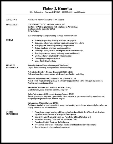 Assistant News Director Sle Resume by Exle Of Assistant Director Resume Resumes Design