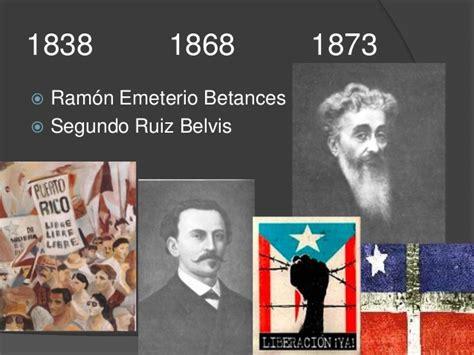 biografia de segundo ruiz belvis la historia de puerto rico