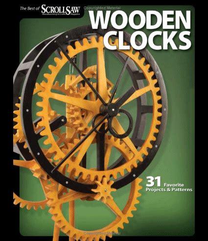 automata blog big book  wooden clocks projects