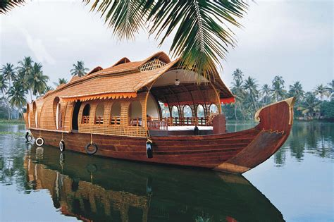 kerala boat house stay evershine beauty of kerala in houseboat cruises 1 night