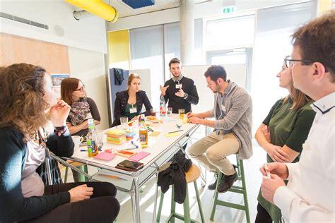 design thinking süddeutsche zeitung design thinking workshop der students bpm am 26 1 27 1 17